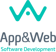 Logo de App&Web de Grupo Winecta