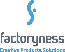 Logo de Factoryness de Grupo Winecta