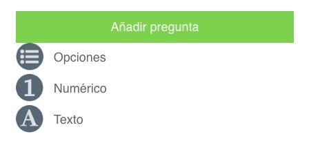 3 tipos de preguntas encuestas en tu aplicación móvil