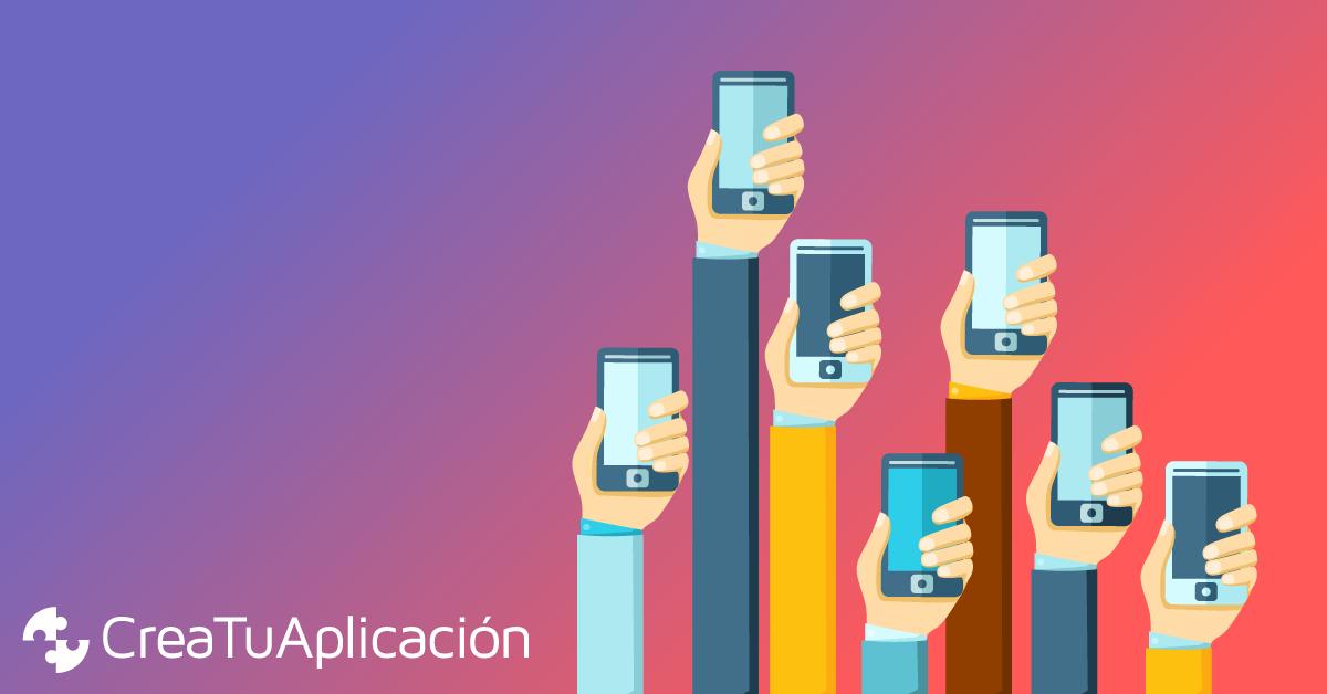 tipo de app, tipo de aplicación, aplicación móvil