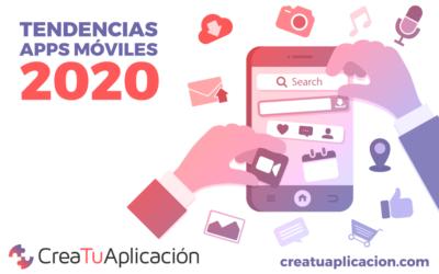 11 Nuevas tendencias apps 2020