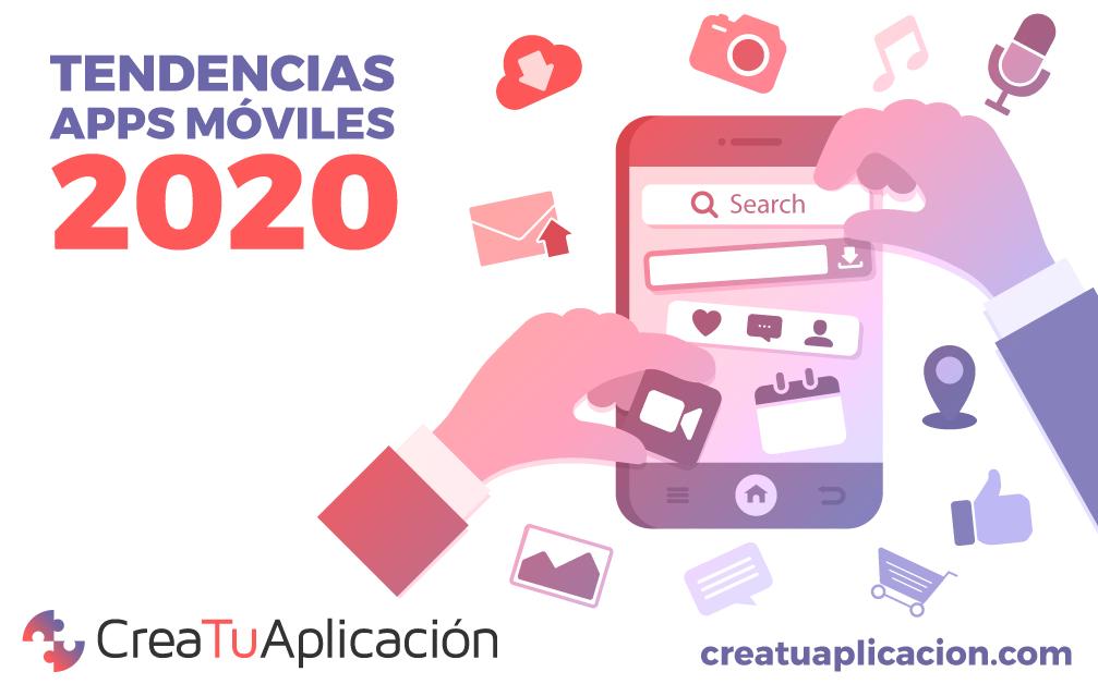 tendencias aplicaciones moviles, novedades app