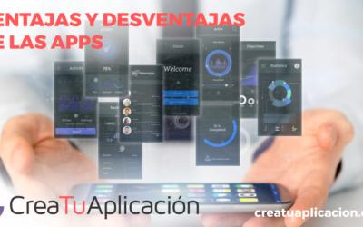 Ventajas y desventajas de las apps