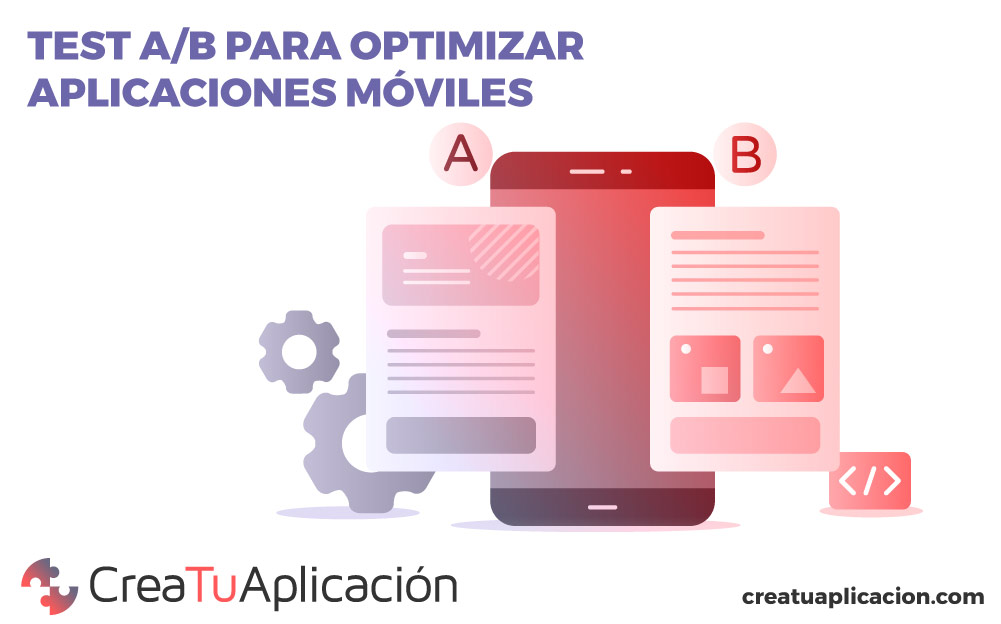 test a/b app, test a/b optimizacion app