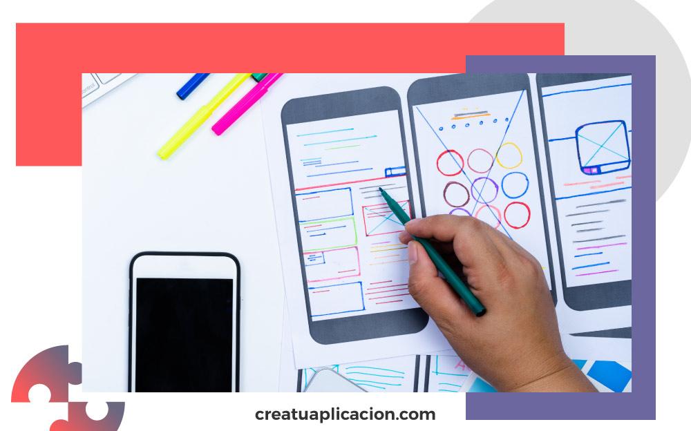diseño aplicacion movil, importancia diseño app